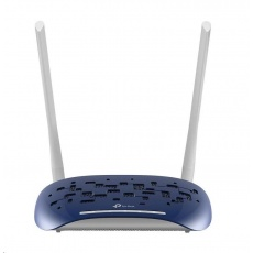 TP-Link TD-W9960 [Modem a router VDSL/ADSL s Wi-Fi standardem N s rychlostí přenosu dat 300 Mb/s]