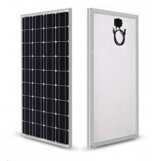 Viking solární panel SCM120, 120 W - Bazar - menší odřenina na rámu, 100% funkční