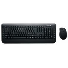 CONNECT IT Bezdrátový set klávesnice a myš CI-185, černý