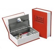 Extol Craft schránka bezpečnostní - knížka, 245x155x55mm 99025