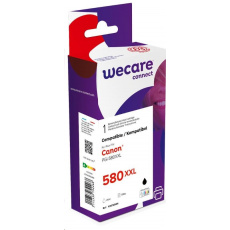 WECARE ARMOR cartridge pro CANON PIXMA TR7550,TR8550,TS6150,TS8150, TS6150(K20745W4), černá, 26ml, 600p