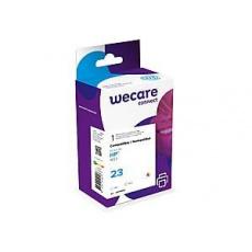 WECARE Armor cartridge pro HP DJ 890 (C1823D), 3 barvy, 45ml