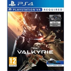 SONY PS4 hra VR Eve Valkyrie