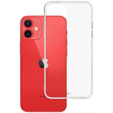 3mk ochranný kryt Armor case pro Apple iPhone 13 mini, čirá