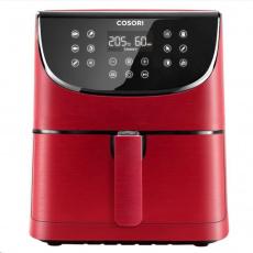 Cosori CP158-AF PREMIUM – horkovzdušná digitální fritéza, red