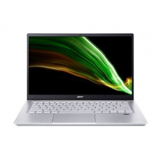 "ACER NTB Swift X (SFX14-41G-R16A) - Ryzen 5 5500U,14"" FHD IPS,16GB,512GBSSD,GeForce® GTX 1650,W10H,Stříbrná"