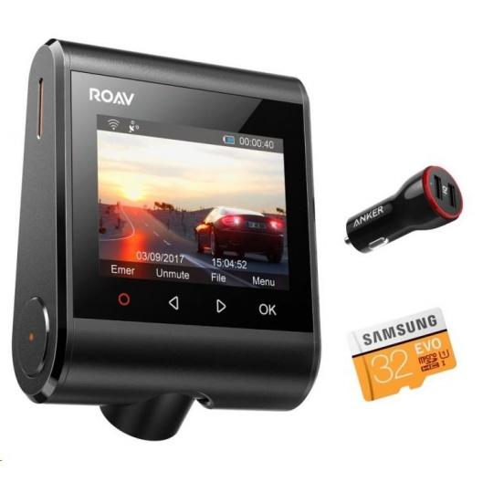 Anker Roav autokamera C1 Pro s 32GB SD kartou