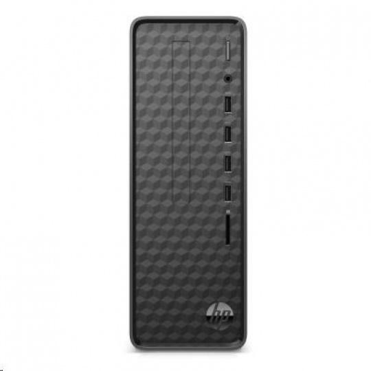 PC HP Slim S01-aF0003nc,AMD Athlon 3050U (2.0GHz, 2 core),8GB DDR4 2400,512 GB SSD NVMe,UMA,WiFi+BT,Wi key+mou,Win10