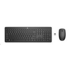 HP Wireless 235 Mouse and Keyboard Slovinská