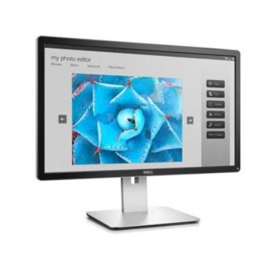 "DELL 24 UltraHD Monitor | P2415Q - 60.4cm(23.8"") Black EUR 4xUSB,HDMI, DP, mDP, PIVOT, IPS"