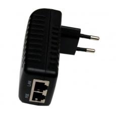 MikroTik PoE adaptér 24V / 1A, 24W pro RouterBoard a ALIX (OEM)