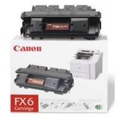 Canon LASER TONER black FX-6 (FX6) 5 000 stran*