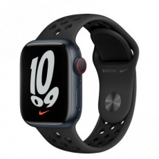 Apple Watch Nike Series 7 Cell, 41mm Mid./Anth./Black Nike SportBand