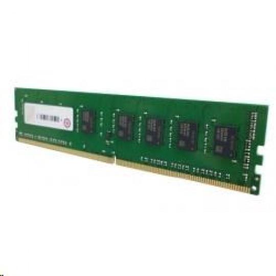 QNAP rozšiřující paměť 32GB DDR4 RAM, 2666MHZ, UDIMM, S0 VERSION