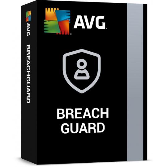 _Nová AVG BreachGuard - 3 zařízení na 24 měsíců ESD