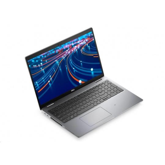"""Dell Latitude 5520 15.6"""" FHD i5-1135G7/8GB/256GB SSD/Intel Iris Xe/ThBlt & SmtCd/IR Cam/Mic/WLAN + BT/Backlit Kb"""
