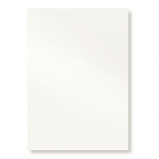 Karton leštěný, A4/100ks, bílá