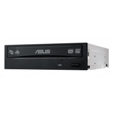 ASUS DVD Writer DRW-24D5MT/BLACK/RETAIL, black, SATA, M-Disc