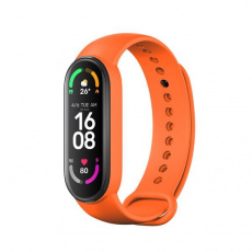 Rhinotech řemínek pro Xiaomi Mi Band 6 oranžová