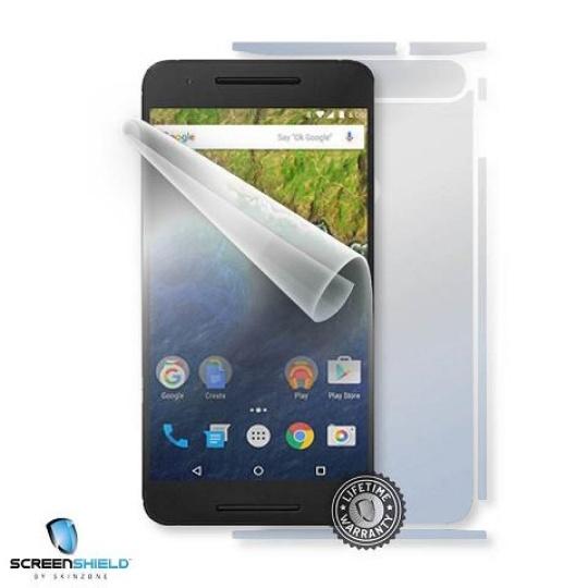 ScreenShield fólie na celé tělo pro Huawei Nexus 6P H1512