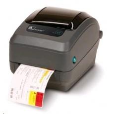 ZEBRA tiskárna GK420t, 203dpi, USB, RS-232, LPT, TT