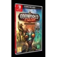 Switch hra Oddworld: Collection