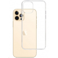 3mk ochranný kryt Clear Case pro Apple iPhone 13 Pro Max, čirá