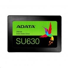 """ADATA SSD 1,92TB Ultimate SU630 2,5"""" SATA III 6Gb/s (R:520/W:450 MB/s)"""