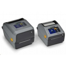 Zebra ZD621R, 12 dots/mm (300 dpi), peeler, disp., RTC, RFID, USB, USB Host, RS232, BT (BLE), Ethernet, grey