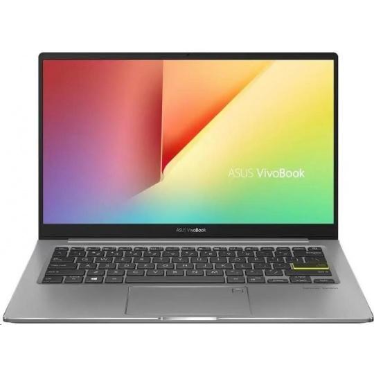 "ASUS NB VivoBook S13 - 13.3"" IPS FHD,i5-1035G1,8GB,512SSD,UHD Graphics,W10P,Šedá"