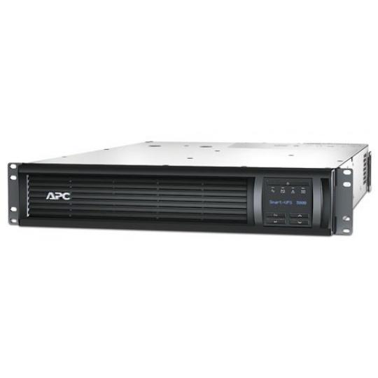 APC Smart-UPS 3000VA LCD RM 2U 230V with SmartConnect (2700W) - Poškozaný obal - BAZAR