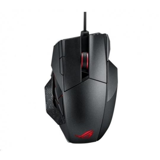 ASUS myš ROG SPATHA (L701), černá