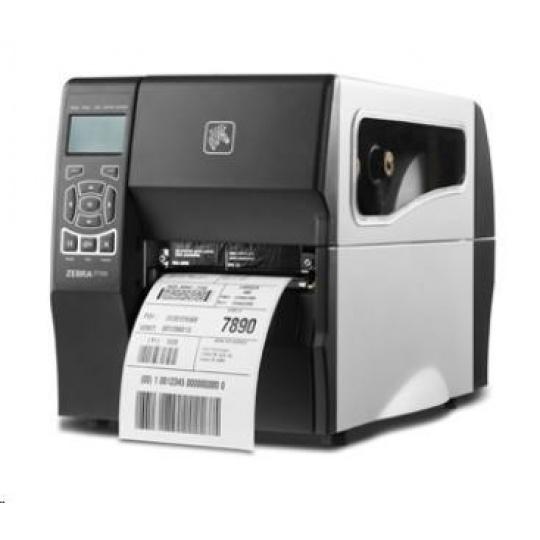 ZEBRA ZT230t průmyslová tiskárna, 203dpi, RS-232, USB, ZPL, TT