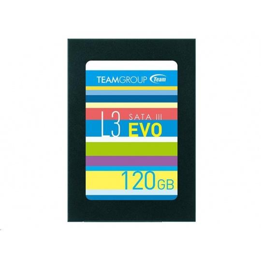 """Team SSD 2.5"""" 120GB, L3 EVO"""