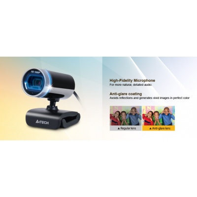 A4tech PK-910H, Full HD web kamera, USB