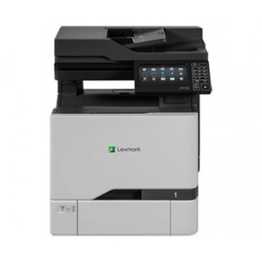 LEXMARK tiskárna CX725de A4 COLOR LASER, 47ppm, 2048MB USB, LAN, duplex, dotykový LCD