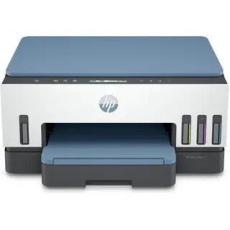 HP All-in-One Ink Smart Tank 725 (A4, 15/9 ppm, USB, Wi-Fi, Print, Scan, Copy, duplex)