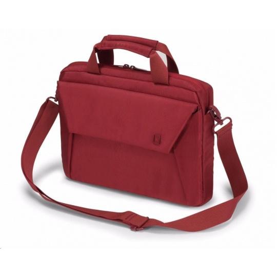 DICOTA Slim Case EDGE 10-11.6, red