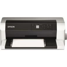 EPSON tiskárna jehličková DLQ-3500IIN 24 jehel, 550 zn/s, 1+7 kopií, USB 2.0, Obousměrný paralelní
