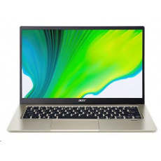 "ACER NTB Swift 1 (SF114-34-P4B0) - 14"" FHD ComfyView IPS,4GB,128GBSSD,Intel®UHD Graphics,W11H,Zlatá"