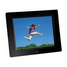 "Braun LCD fotorámeček DigiFRAME 857 (8"", 1024x768px, 4:3 LED)"