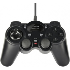 SPEED LINK herní ovladač SL-6515-BK THUNDERSTRIKE Gamepad - USB, black