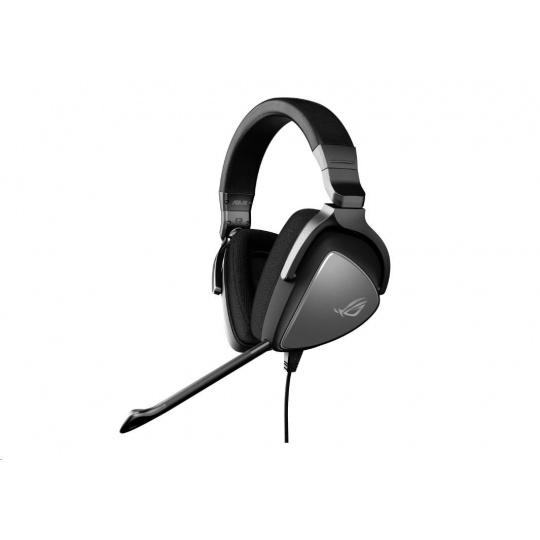 ASUS sluchátka ROG DELTA CORE, Gaming Headset, černá