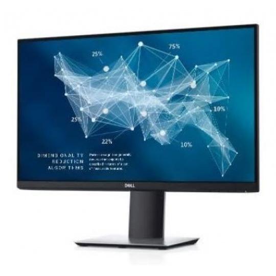 "BAZAR DELL LCD P2421D 23,8""/8ms/1000:1/QHD(2560x1440 s 60 Hz)/HDMI,DP,4xUSB/IPS panel/tenký rámeček/Black"