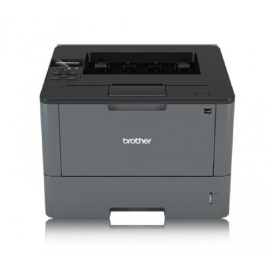 BROTHER tiskárna laserová mono HL-L5000D - A4, 40ppm, 1200x1200, 128MB, PCL6, USB 2.0, DUPLEX