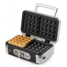 DOMO DO9136C Multifunkční sendvičovač 3 v 1 s termostatem