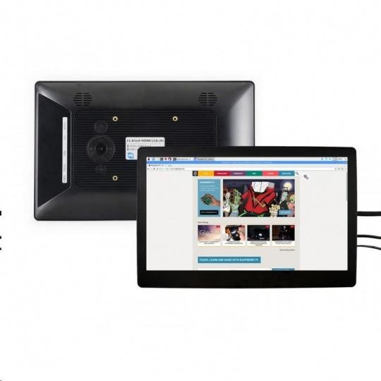 "Waveshare 11.6"" HDMI LCD (H) displej, IPS, 1920x1080, HDMI, dotykový, kapacitní"