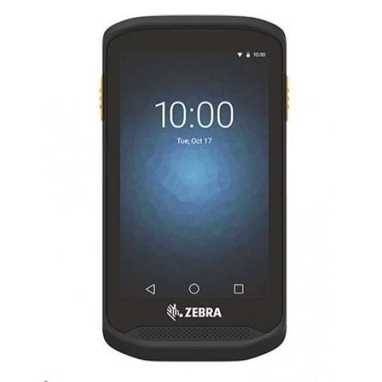 Zebra terminál TC25 Android 7.x, 2/16GB, WLAN, BT, GSM, SE2100 1D/2D imager, IP65