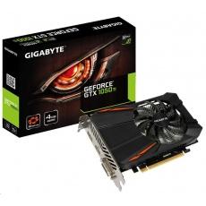 GIGABYTE VGA NVIDIA GeForce GTX 1050 Ti 4G, 4GB GDDR5, 1xHDMI, 1xDP, 1xDVI-D
