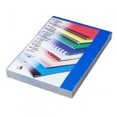 Karton CHROMO A4/100 ks, modrá